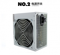 煜狐星际450/佰珑玛450W混发节能静音电源工包